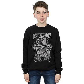 Star Wars jungen beitreten die dunkle Seite-Sweatshirt