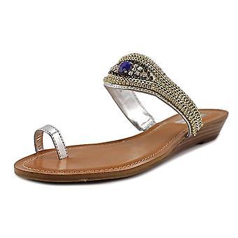 INC International käsitteitä naisten braesilver Split rento dia sandaalit