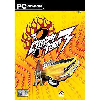 Crazy Taxi 3 (PC)-fabriken förseglad