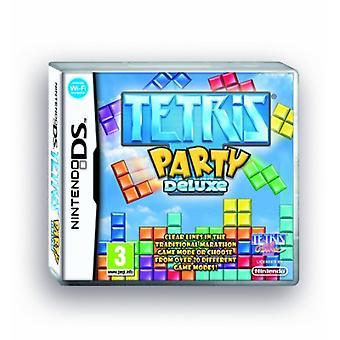 Tetris Party Deluxe (Nintendo DS) - Nouveau