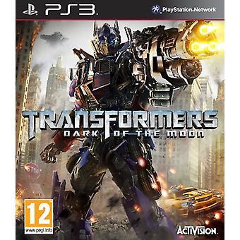 Transformers Dark of the Moon (PS3) - Neu