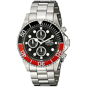 Invicta Pro Diver 1770 Edelstahl Chronograph Uhr