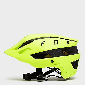 New FOX Flux MIPS Mountain Biking Cycling Helmet Yellow
