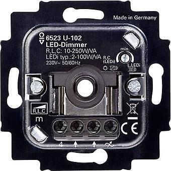 Busch-Jaeger Insert Dimmer 6523 U