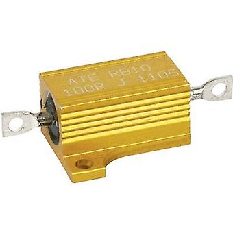 ATE Electronics RB10/1-0,1R-J High power resistor 0.1 Ω Axial lead 12 W 5 % 1 pc(s)