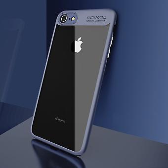 Ultra slim case dla Apple iPhone 7 / 8 mobilnych sprawa ochrony Pokrywka Blau