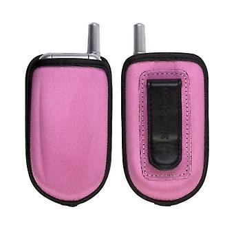 Milante Universal Hydrofoam Ancona Case with Belt Clip (Pink)