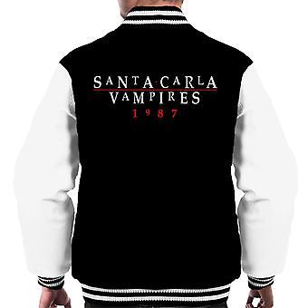 Santa Carla Vampires 1987 Lost Boys Men's Varsity Jacket