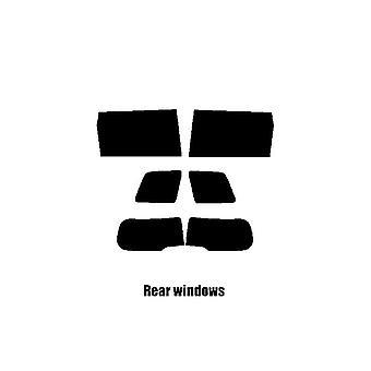 Pre cut window tint - Mini Clubman - 2015 and newer - Rear windows