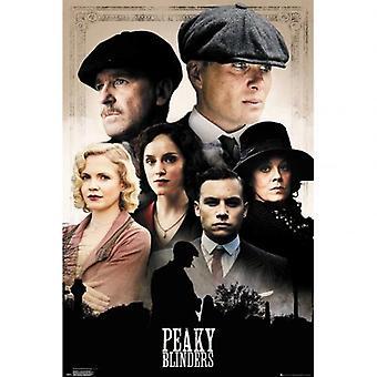 Peaky Blinders Poster Group 183