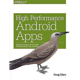 Tehokas Android-sovellukset - parempia arvioita nopeus - Optimizat