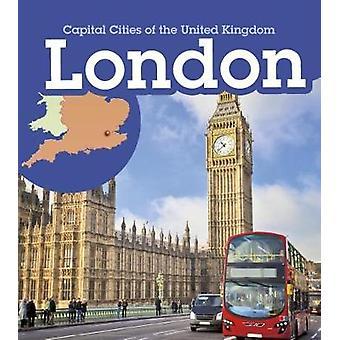 Capital ciudades del Reino Unido por Chris Oxlade - 9781474727808