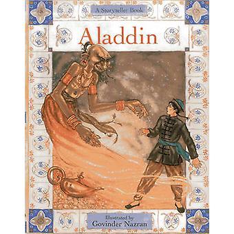 En historiefortæller bog Aladdin af Lesley Young - Govinder Nazran - 978184