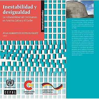 Inestabilidad y Desigualdad - La Vulnerabilidad del Crecimiento sv Ame