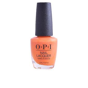 Opi Nail Lacquer #icelanded una botella de opi para mujer