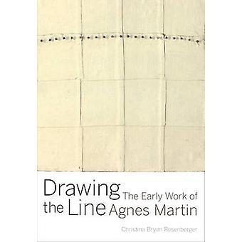 Tekenen van de lijn - het vroege werk van Agnes Martin door Christina Bryan R