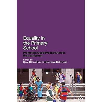 Gelijkheid in de lagere School