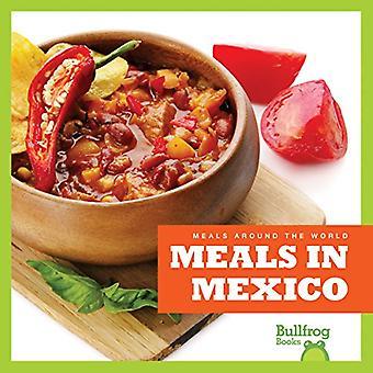 Repas au Mexique (repas autour du monde)