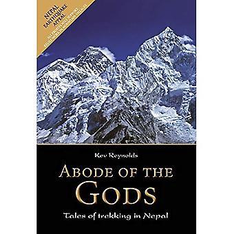Boning av gudarna: berättelser om vandring i Nepal