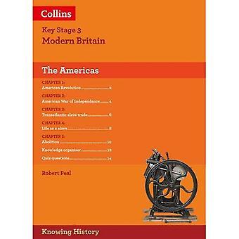 KS3 Historia amerikkalaiset (tietäen historia) (tietäen historia)
