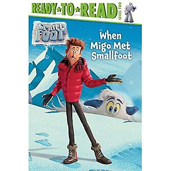 When Migo Met Smallfoot (Smallfoot)