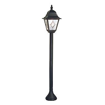 Lanterne de Norfolk de pilier - éclairage Elstead