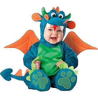 Bright Dragon Toddler Costume
