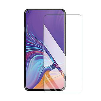 Samsung Galaxy A8s gehärtetem Glas Displayschutzfolie Einzelhandel