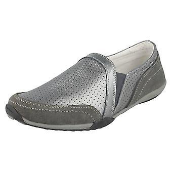 Hyvät maanläheinen nahka rento kengät F80423