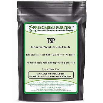 Fosfato trisódico anhidro (TSP)-Estados Unidos grado alimenticio granular