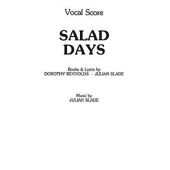 Salad Days (Vocal Score) by Julian Slade - 9780571532216 Book