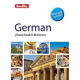 Berlitz Phrase Book & Dictionary German - 9781780044873 Book