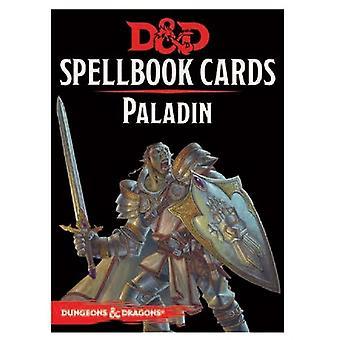 DandD  Spellbook Cards  Paladin Deck