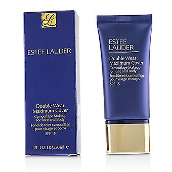 Estee Lauder Double Wear Maximum Cover Camouflage Make Up (face & Body) Spf15 - #1c1 Cool Bone - 30ml/1oz