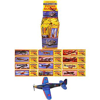 Henbrandt Gliders - Assorted Flying