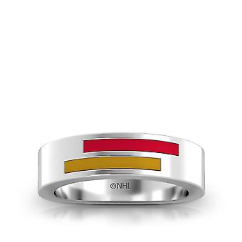 Ottawa Senators Ring In Sterling Silver Design by BIXLER