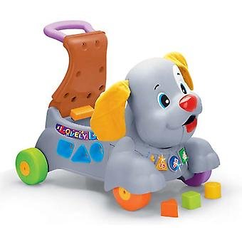 LaDiDa Gåvagn Happy Puppy Activity Baby Walker