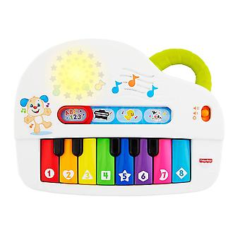 Fisher-Price GFK04 Laugh and Learn Silly Sounds Light-Up Piano
