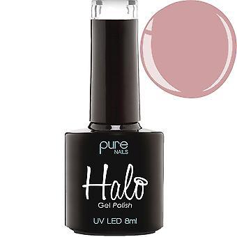 Halo Gel Nails LED/UV Halo Gel Polish Collection - Cashmere 8ml (N2810)