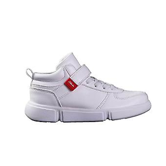Human fly Junior Hi Top joggesko hvit