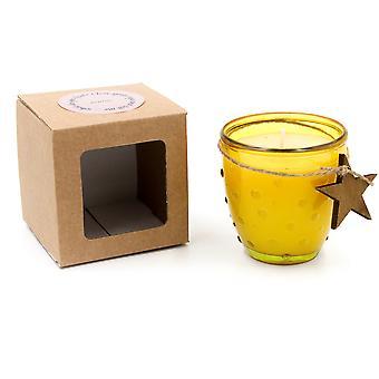 Koitti Candle Koitti cristal reciclado 9cm Jasmine