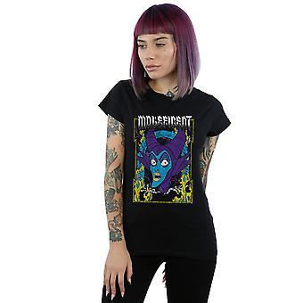 Disney Women's Maleficent Poster T-Shirt