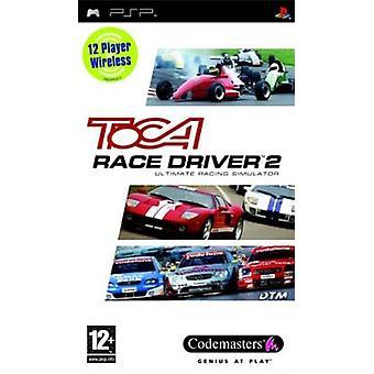 TOCA Race Driver 2 (PSP)-nieuw