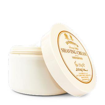D R Harris Sandalwood Shaving Cream Bowl 150g