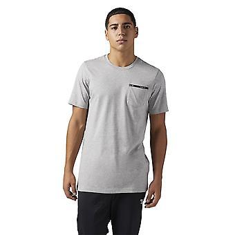 Reebok grafiikka BQ2571 universal kaikki vuoden Miesten t-paita