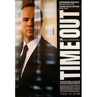 Affiche de cinéma originale Time Out (Single Sided)