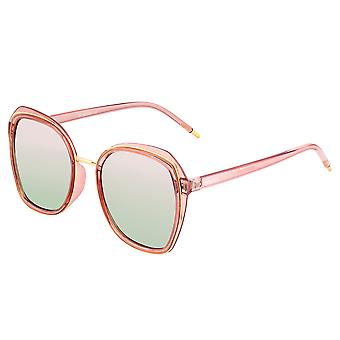 Bertha Jade gepolariseerde zonnebril-roze/Rose goud