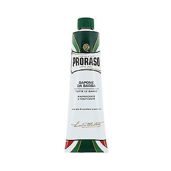 Proraso Italian Shaving Cream Tube Eucalyptus and Menthol 150ml