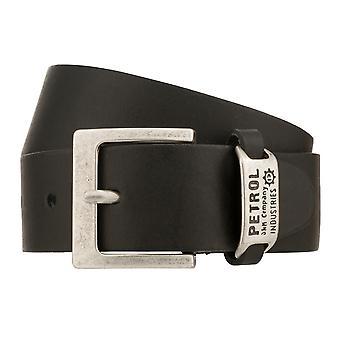Teal Belt Men's Belt Leather Belt Denim Belt Black 8374