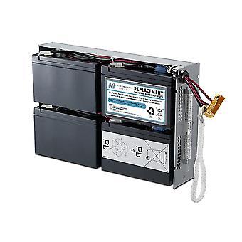 Utskifting UPS batteri kompatibel med APC SLA24